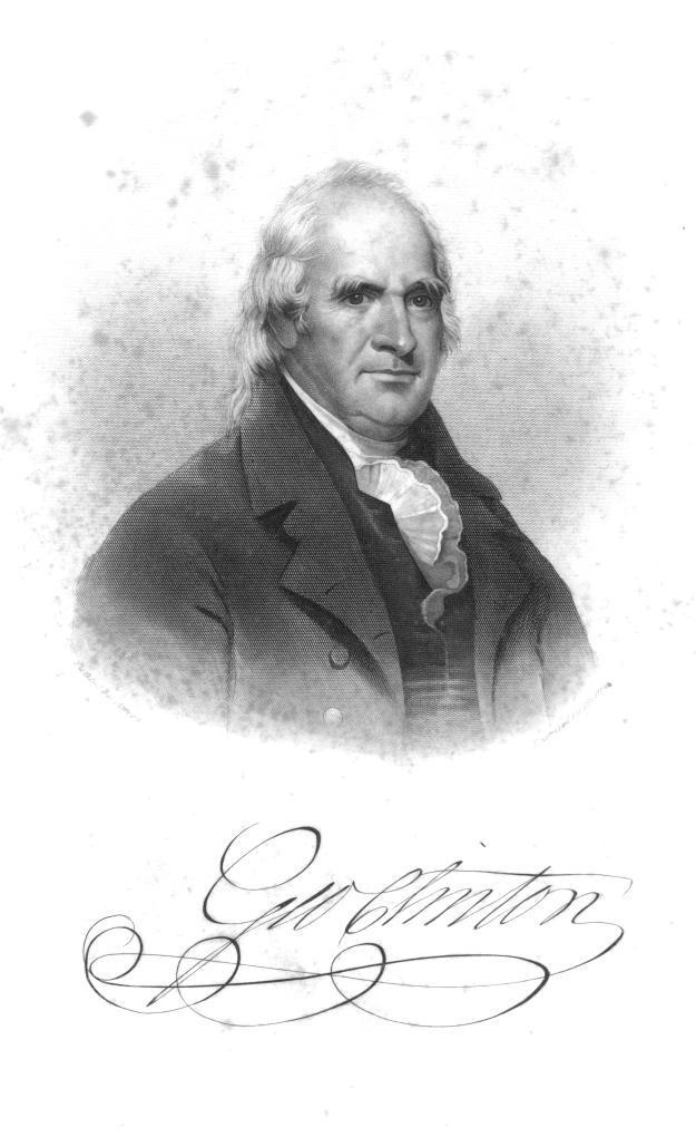 Governor George Clinton